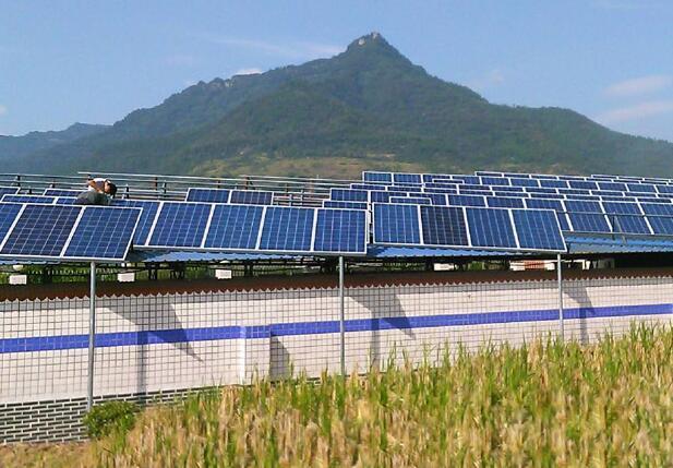 光伏发电新政策提示面板安装时的注意事项