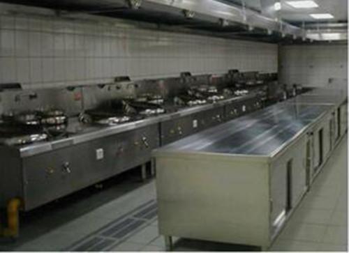 怎样使用上海厨房设备中的不锈钢产品