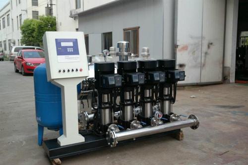 变频公供水设备具备的特点有哪些?