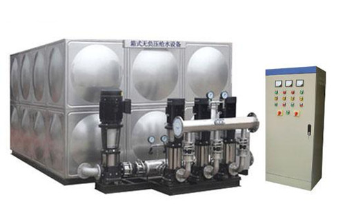 变频公供水设备可应用的领域有哪些?