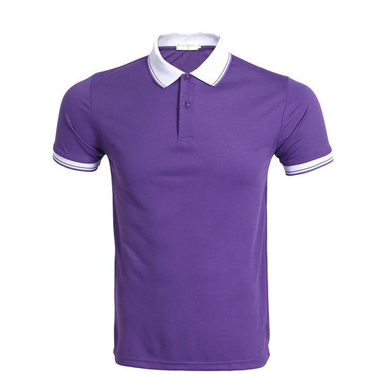 定做短袖t恤可为企业带来哪些好处?