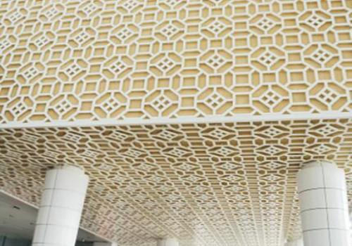 木纹铝单板为何获得人们喜爱