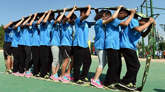 蘇州拓展培訓的安全保障原則