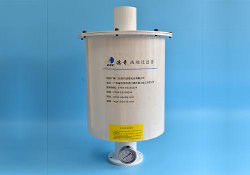真空泵排气滤芯有哪些优势