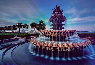 喷泉厂家什么品类的喷泉更受欢迎