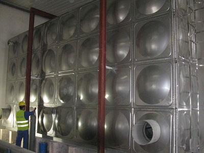 如何辨别水箱维修服务机构的优劣?