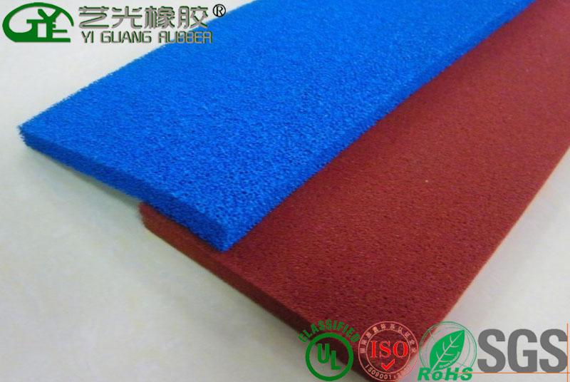 硅海棉都可应用在哪些领域呢?