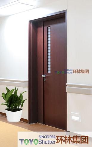如何保养病房钢质门呢?