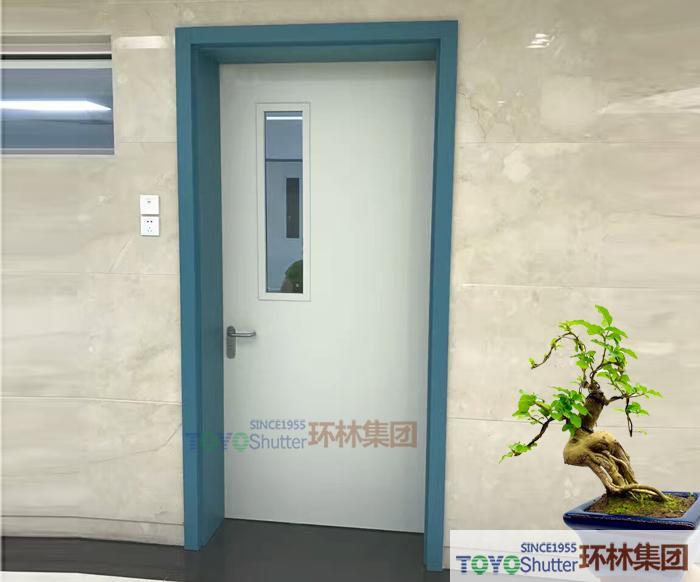病房钢质门为什么畅销?