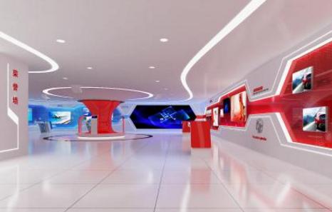 上海展厅装修设计公司