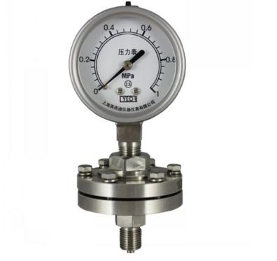 选购加油耐震压力表要关注什么