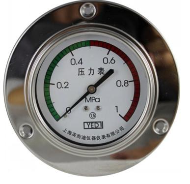 隔膜耐震压力表和膜片压力表有什么区别