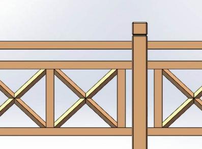 仿木栏杆具有哪些特点呢