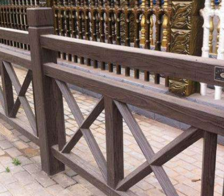 仿木栏杆是如何制作的呢