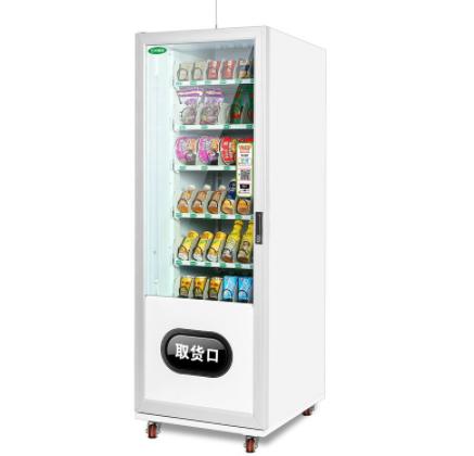 为什么许多人认可自动售货机饮料机