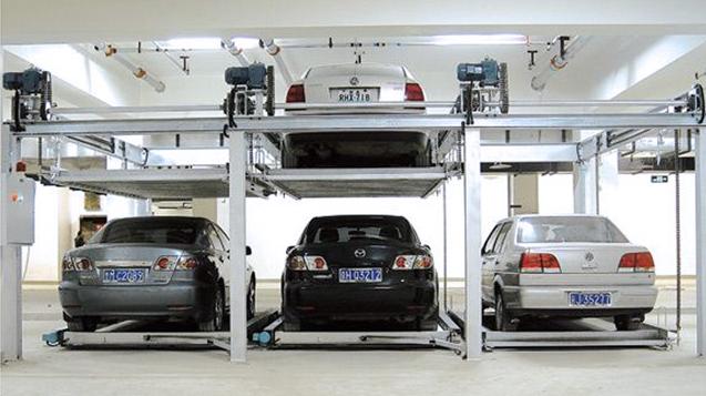 機械車位的常見類型有哪些