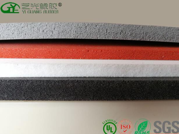 硅胶发泡板厂家发展的三大关键点