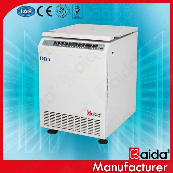 如何使用低速冷冻离心机对组织样品的进行前期处理?