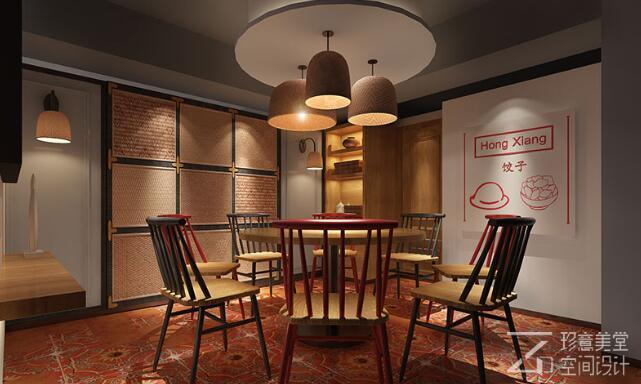 中式主题餐厅设计的两大要点