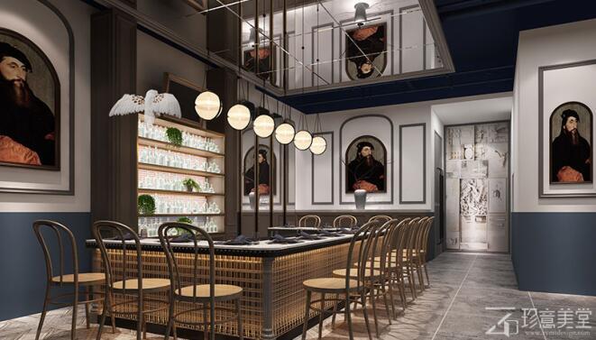 主题餐厅设计的三大新理念