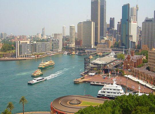 廈門到澳洲旅游深受旅行需求者青睞的三大理由
