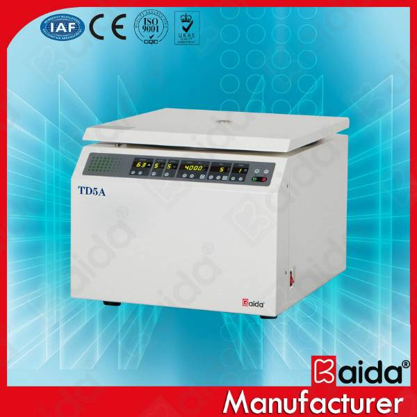 如何对低速冷冻离心机进行日常保养?