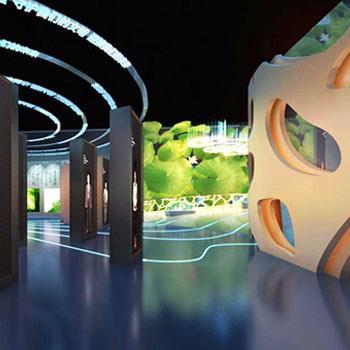 多媒体展厅设计高速发展的原因有哪些?