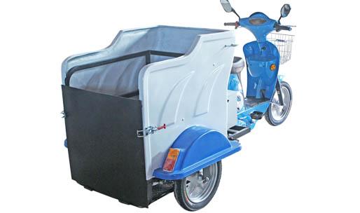 使用电动垃圾车的好处有哪些?