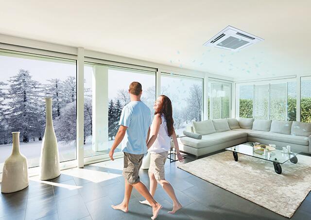 石家庄家用中央空调有哪些独到之处?