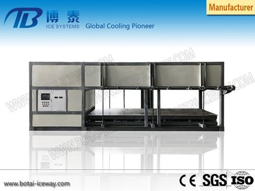 制冰机厂家的制冰机产品维护要点有哪些