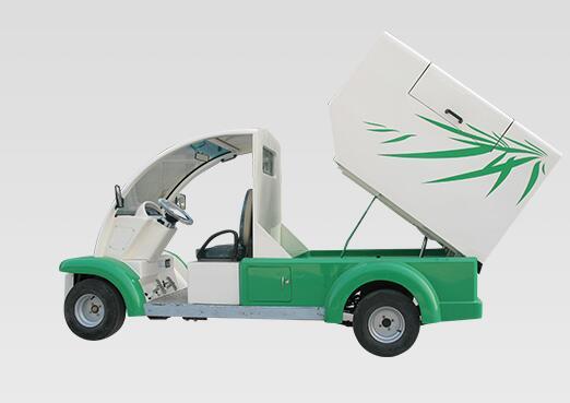 电动垃圾车的性能特点有哪些