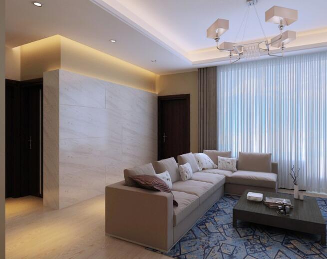 利用装修效果图了解客厅的装修三大注意事项