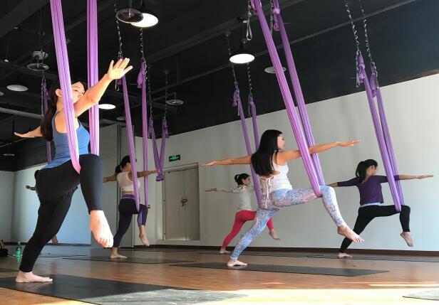 瑜伽教练培训广受欢迎的原因