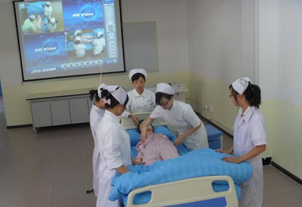 合肥护理专业学校教学品质更具保障的原因