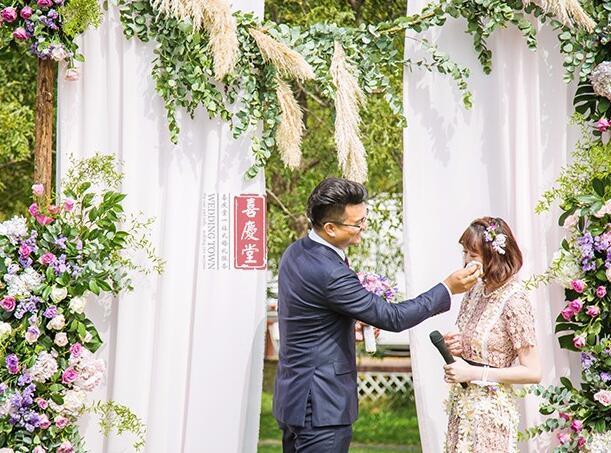 选择高端定制婚礼机构需要看哪些方面