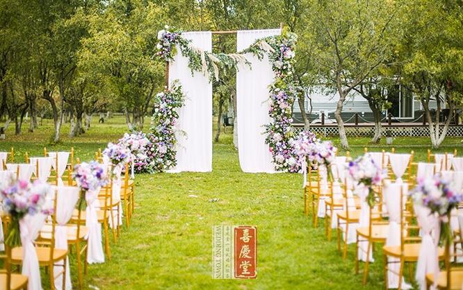 高端婚礼定制所展现的特色有哪些