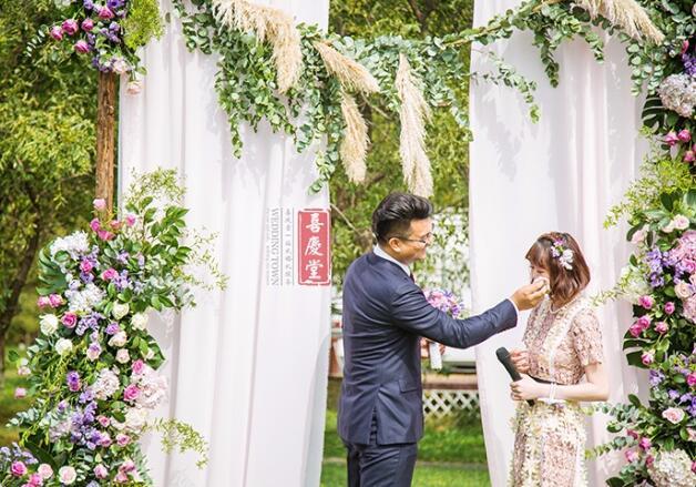 高端主题婚礼需要满足哪些基本条件