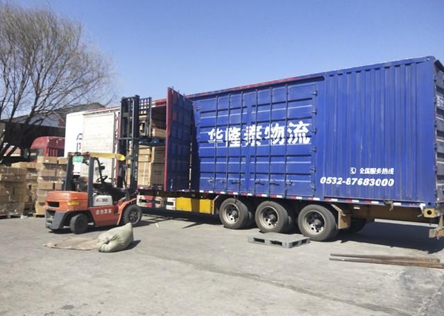 哪些方面体现了青岛到连云港物流货运的实力雄厚