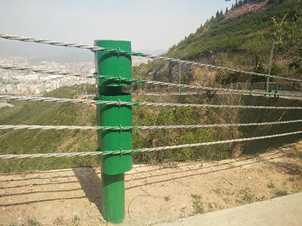 缆索护栏的特点有哪些