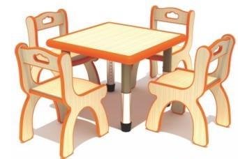 挑选幼儿园桌椅需要看哪些方面