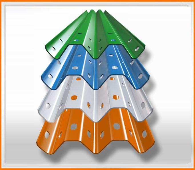 浸塑波形防撞护栏的表面处理方式有哪些