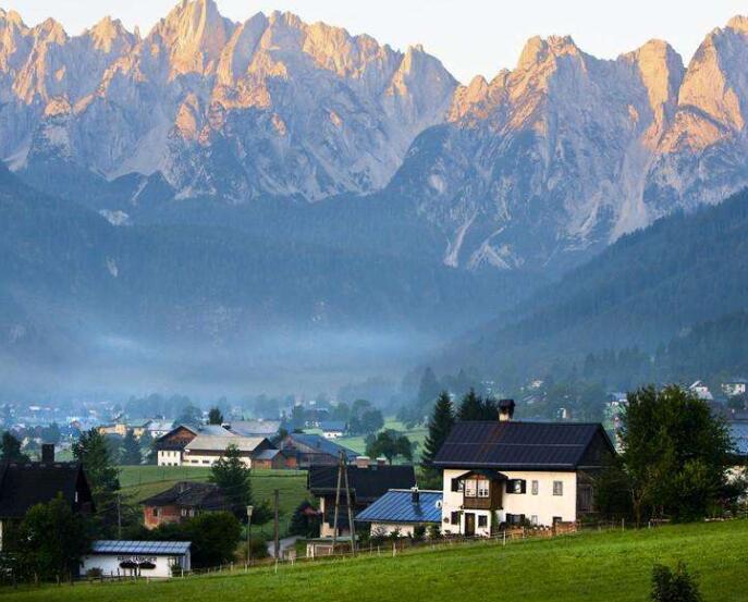 奥地利旅游哪些景点不容错过?