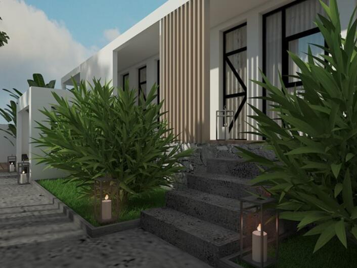 北京酒店设计公司解读民宿庭院设计的技巧