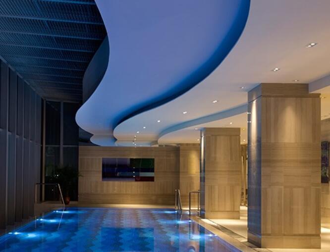 北京建筑装修设计公司简介:大客厅装修的分区方式有哪些