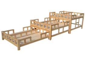 幼儿园床的常用材质主要有哪些?