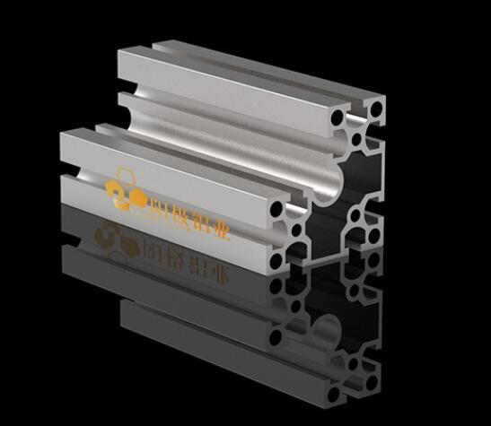 铝型材加工厂家保质保量的原因
