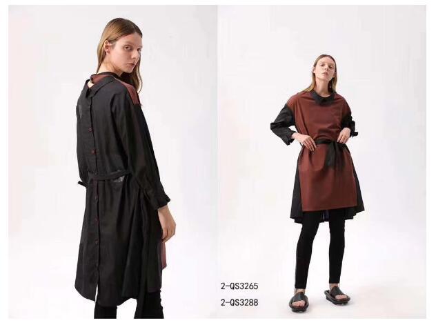 广州大码女装批发商解读大码女装的搭配技巧