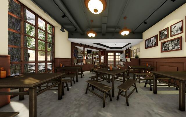 北京餐饮设计公司讲解餐厅软装饰要注重哪些方面