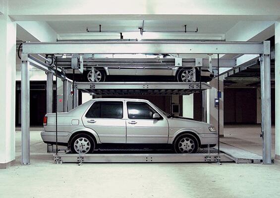 立体停车设备有什么发展空间