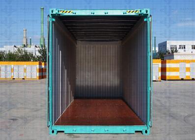 两手集装箱有哪些操纵代价?